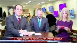Donald Trump's Campaign Just Launched A Live Nightly News
