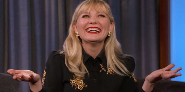 Kirsten Dunst Accidentally Smoked A Ton Of Weed On The Set Of Her New