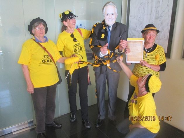 These Nannas Attempted A Citizen's Arrest On Malcolm