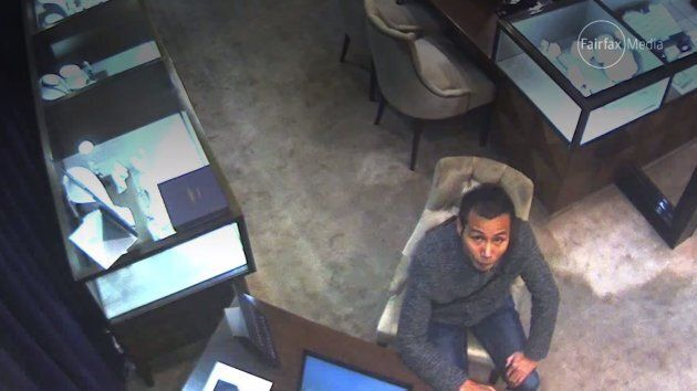 Police have released CCTV footage of a man they believe can assist with their inquiries into the