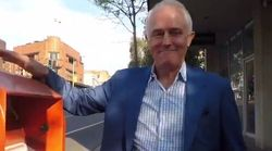 Malcolm Turnbull Ticks 'Yes' For Marriage