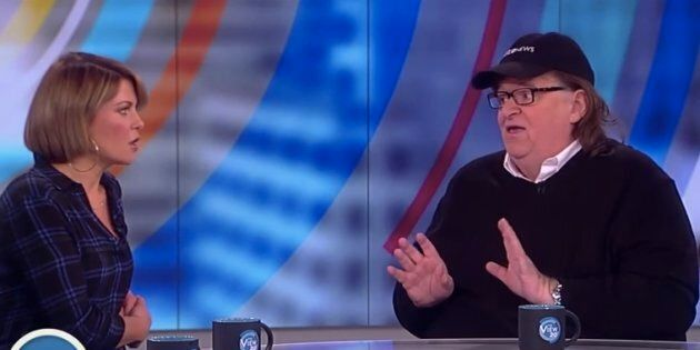 Michael Moore Drops A Truth Bomb About Same-Sex Marriage On 'The