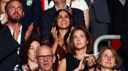 Meghan Markle At Invictus Games Opening