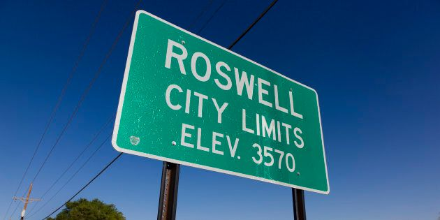 The town of Roswell in Nuevo Mexico, has been famous for nearly 70 years, following the events of July,
