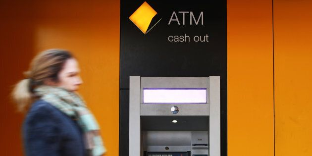 The major banks have dropped ATM withdrawal