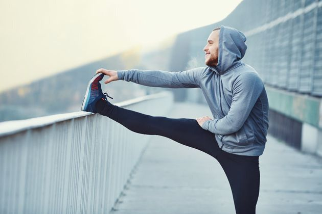 Getting up and moving in some shape or form should be a life-long commitment, no matter what