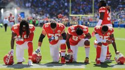 NFL Players Protest Trump And Racism In Games Across America And