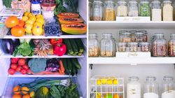 Peek Inside Healthy People's Colourful Fridges And