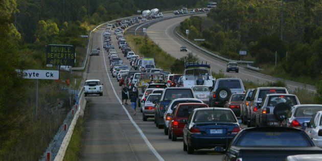 The Drive Between Sydney And Brisbane Will Soon Be Two And A Half Hours