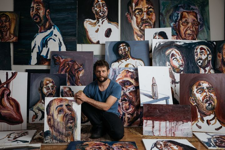 Sydney artist Ben Quilty was a close friend and mentor to the late Sukumaran.