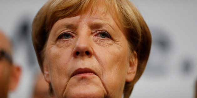 Merkel must try to make a pact with two parties that will stretch the comfort zone of an already broad...