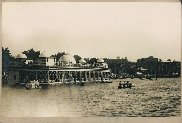The floating hub will be modelled on the Palais de Danse which was the pinnacle of Adelaide's nightlife...