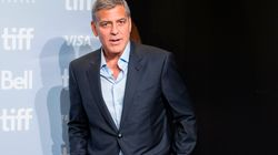 George Clooney Blasts Trump And The Myth Of The 'Hollywood
