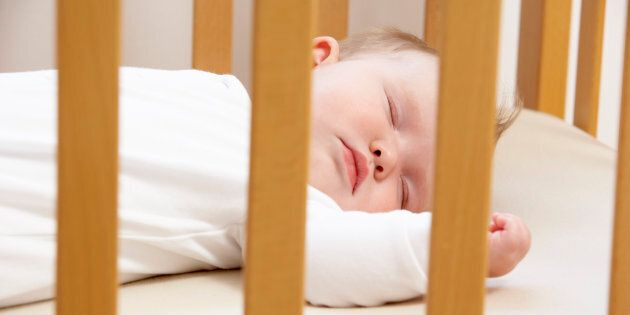 The American Academy of Pediatricshas re-released its safe infant sleep practices.