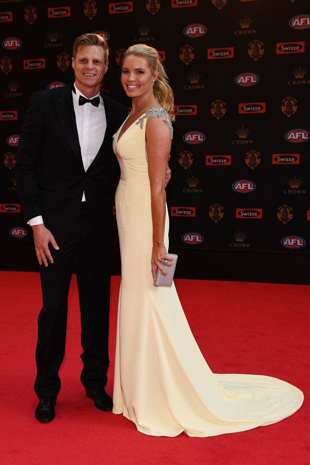 The Brownlow Medal Just Turned Into The Best Ad For Marriage