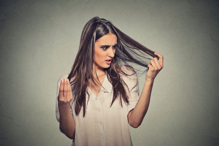 While shedding hair is completely normal, many women with FPHL will notice they are losing an increasing amount.