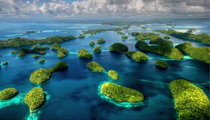The Republic of Palau is virtually unable to police all its islands for illegal fishing.