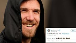 Dane Swan's Twitter Takeover For The Brownlow Medal Was