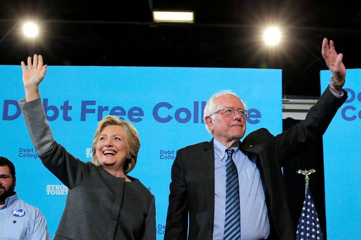 Hillary Clinton got twice as many insulting or offensive tweets as fellow Democratic candidate Bernie Sanders