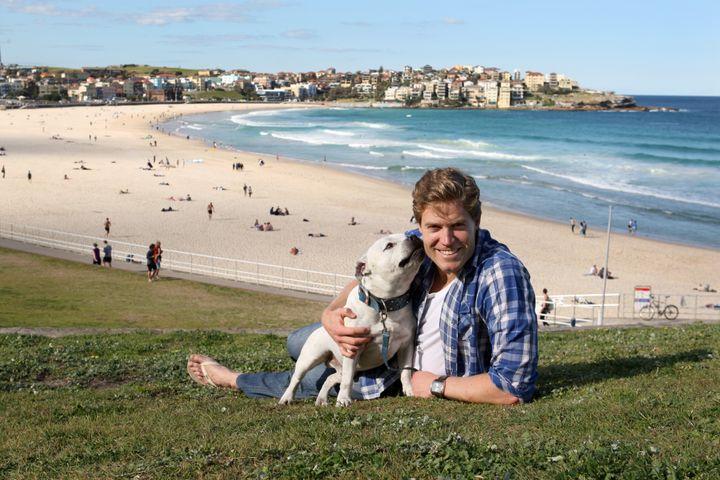 Dr Chris Brown, aka The Bondi Vet, wants Australia to become more pet friendly.