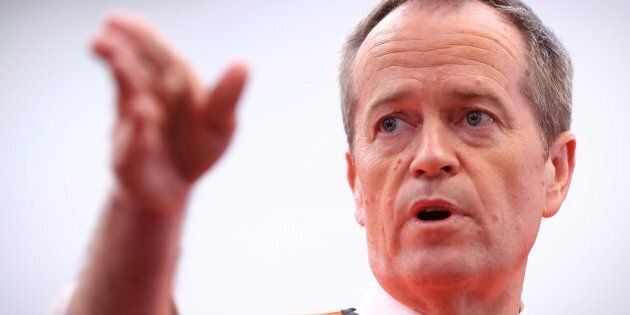 Bill Shorten wants to have a conversation around a treaty with Australia's indigenous people.