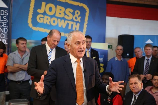 Malcolm Turnbull has criticised Shorten's