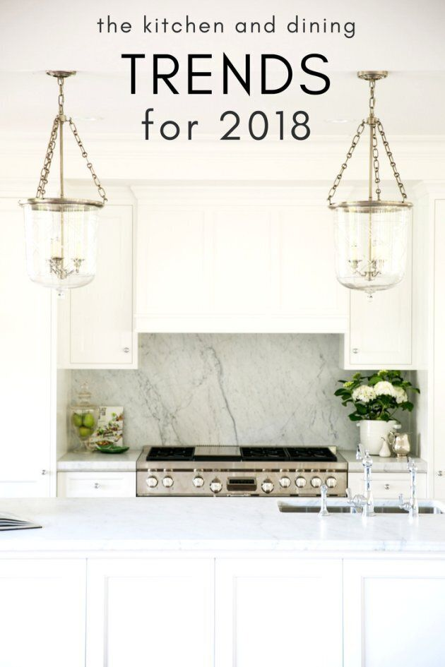 The Kitchen And Dining Trends To Look Out For In