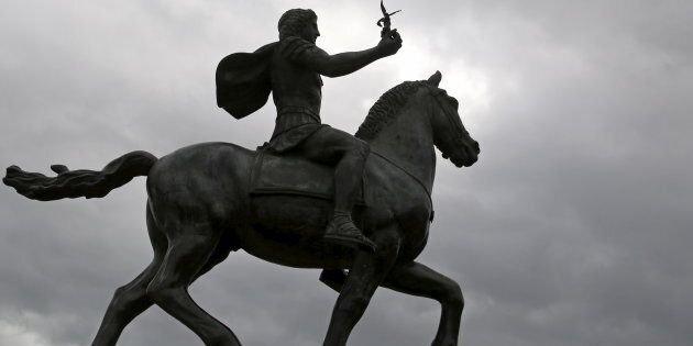 Alexander the Great was one of the most powerful kings of ancient
