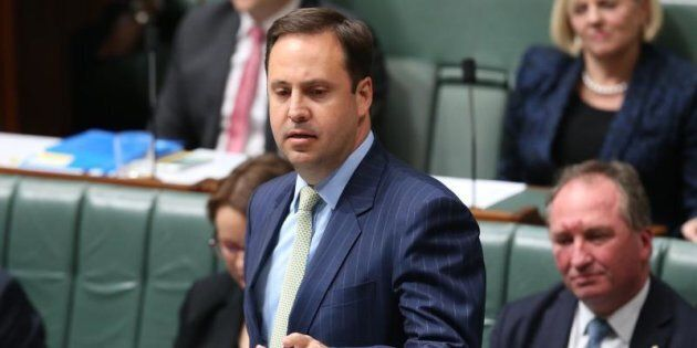 Trade minister Steven Ciobo says 'we don't want people of course goofing off at