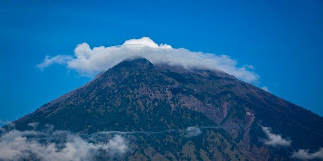 Bali's Mount Agung has the potential to erupt