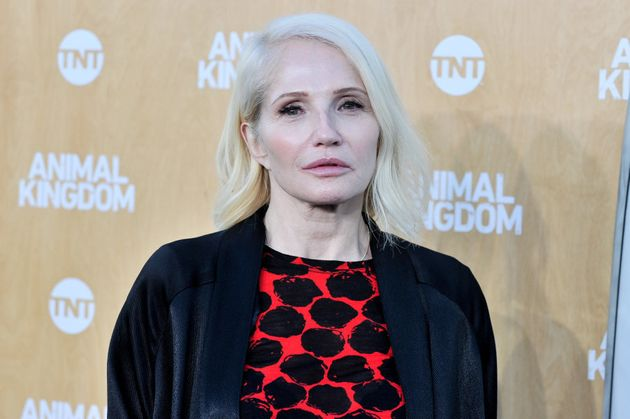 Ellen Barkin takes on the role of Smurf in TNT's 'Animal