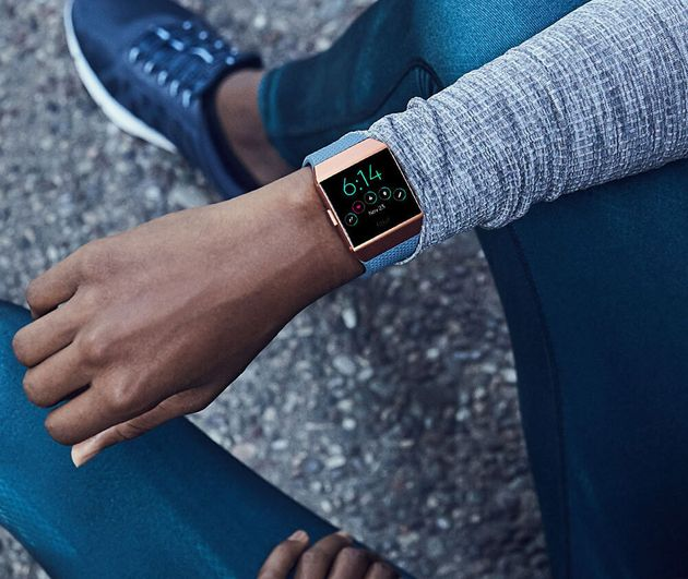 Fitbit Launches First Smartwatch, The Fitbit