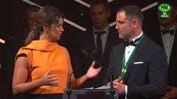This Joke At The Dally M Awards Had Melbourne Storm Fans