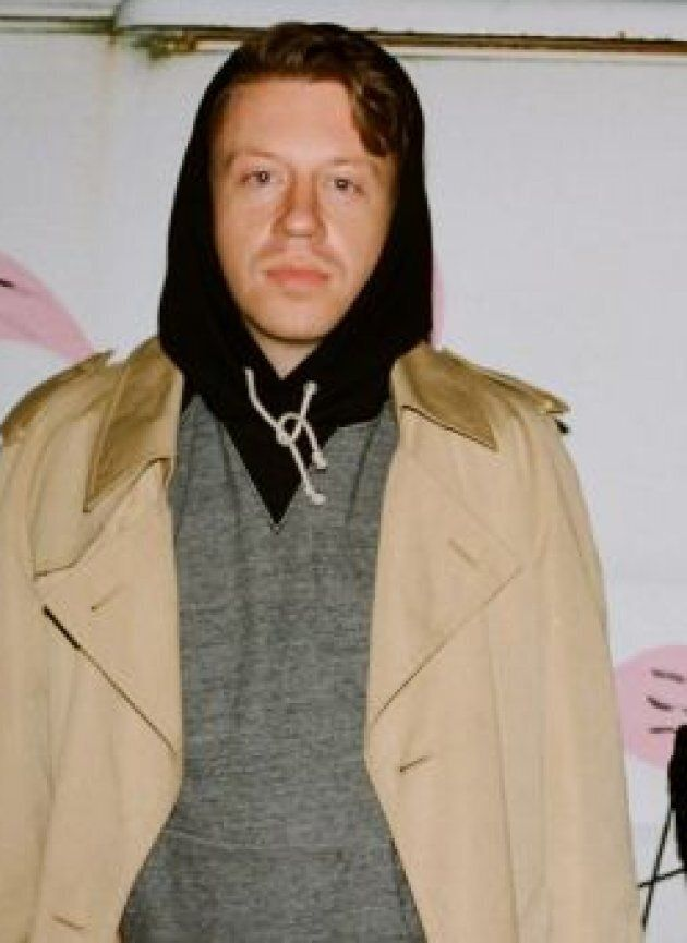 Macklemore is facing anger on both fronts.