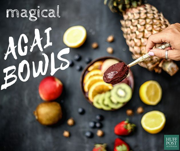 These 24 Magical Acai Bowls Are Next-Level