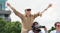 Bob Geldof Chasing Nigel Farage On The Thames Is The Weirdest James Bond Film You've Never