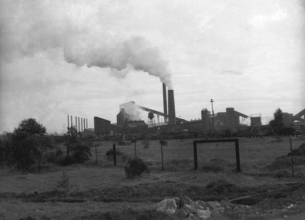 The Port Kembla steelworks in