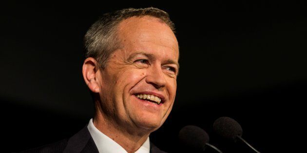 Bill Shorten has addressed the Queensland ALP state conference.