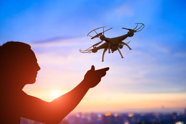 Taking Your Drone To The Footy Grand Finals? Don't Even THINK About