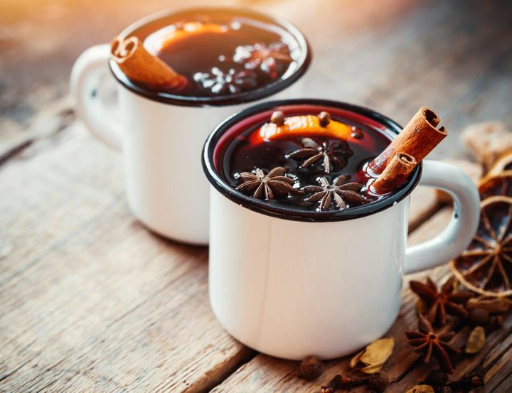 Make a pot and invite your friends over for some warm, spiced wine.