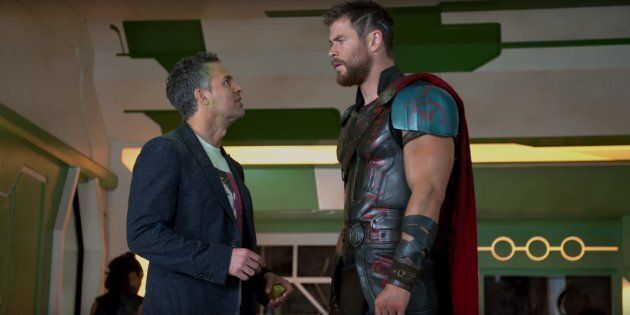 Thor's Got A New Haircut And New Attitude In Behind The Scenes 'Ragnarok'