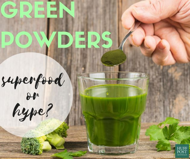 We Found Out If 'Green Powders' Can Really Take The Place of