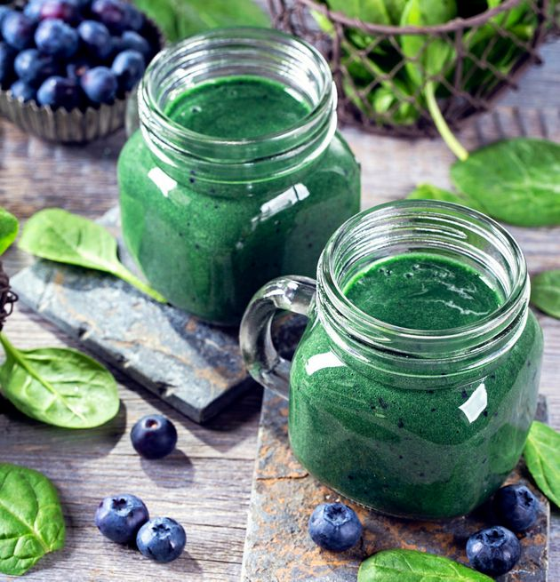 Green powders are not the same as eating the whole