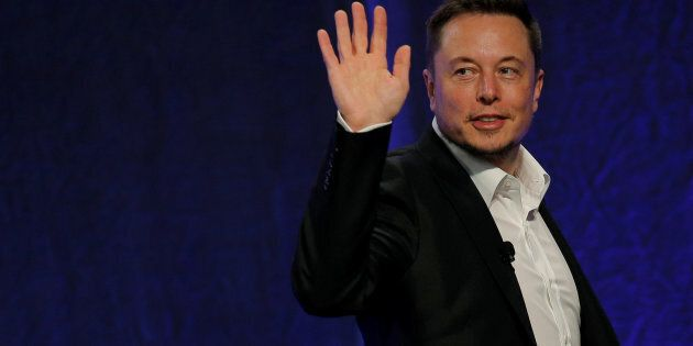 Tesla CEO Elon Musk has visited South