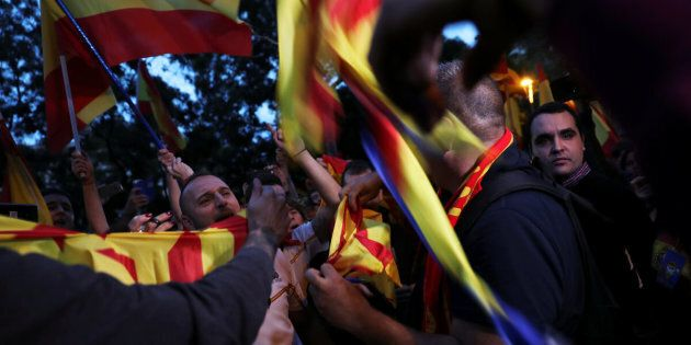 Catalan Separatists are getting ready for their fast-approaching vote for independence.