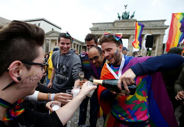 Germany To Hold First Same-Sex Marriage