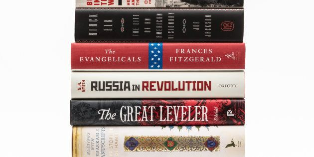 Let These 10 Esteemed History Books Explain 2017 To
