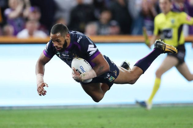 Relentless Storm Beat Cowboys 34-6 In NRL Grand