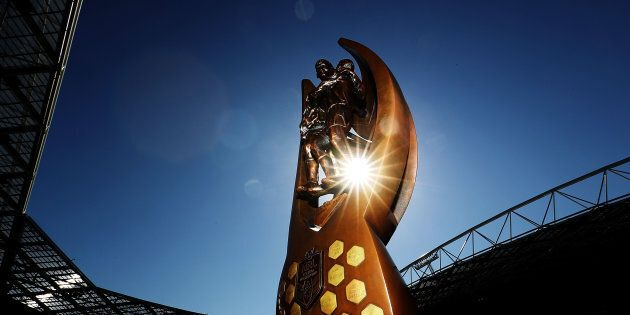 NRL Grand Final About 4,000 Seats Short Of A