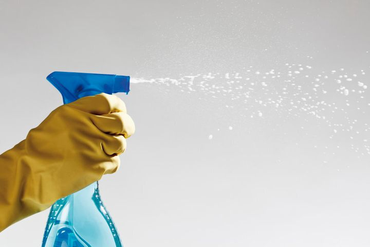 Incessant spray-and-wiping is not the only factor.